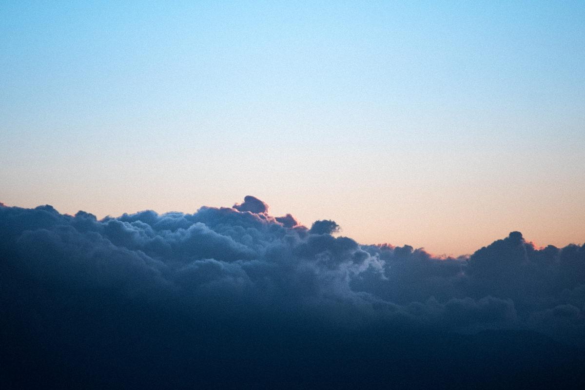 Clouds – 1